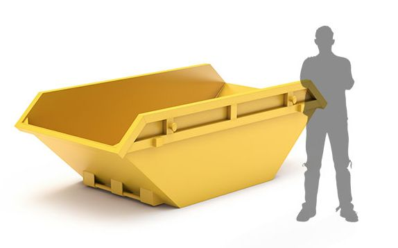 Hire an 8 yard skip from Kelso Skip Hire